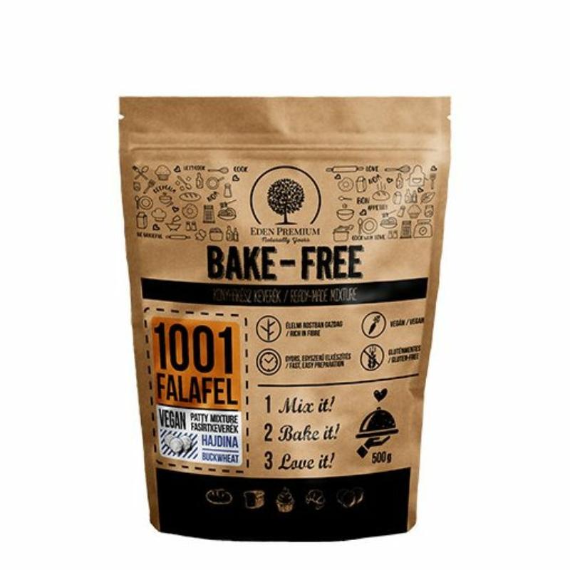 Bake-Free 1001 Falafel fasírtkeverék - Köleses