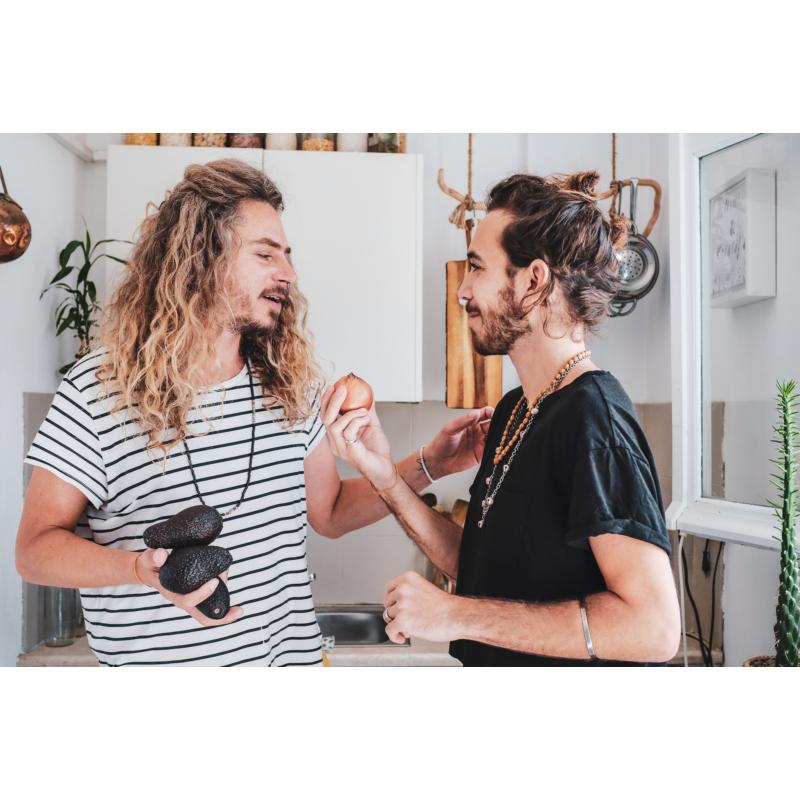 Ökotudatos hedonizmus – előadás és főzőbemutató Kristóffal és Nimivel 2021 július 26, hétfő, 18.00