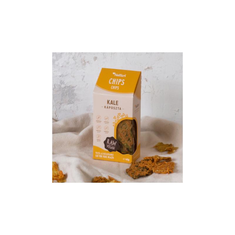 NaTuri - Káposzta chips