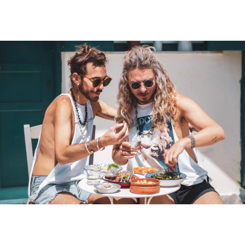 A szivárványon túl – évi rendes PRIDE pop-up vacsora Kristóffal és Nimivel 2021.  július 30 péntek, 19.00