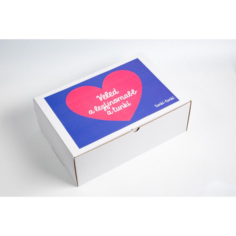Páros tunki doboz - nagy - 4 üveg tunkival, 1 magosvarázzsal, 1 doboz Naturival