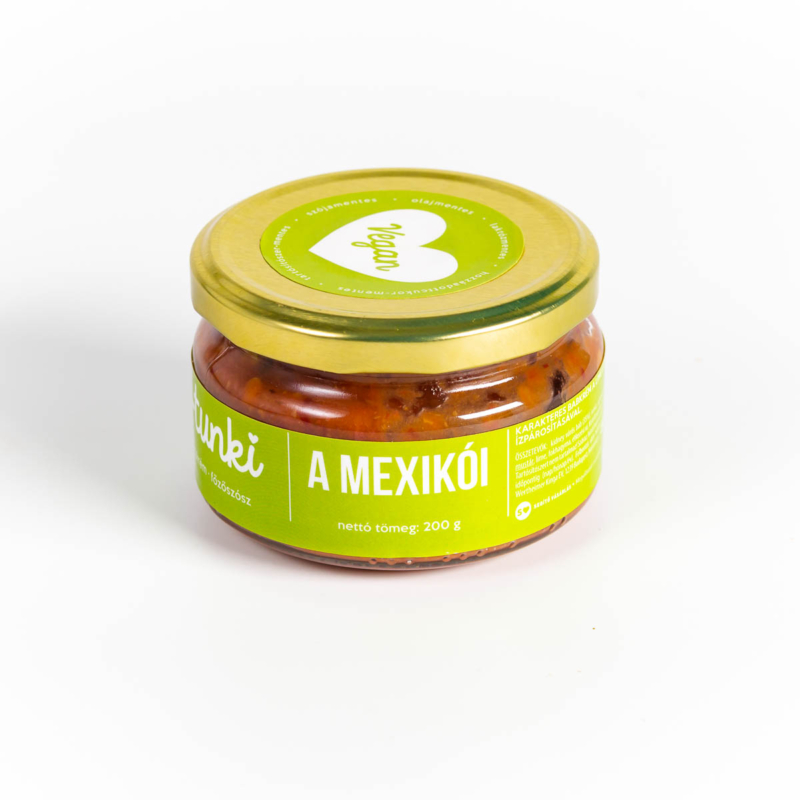 A Mexikói - chilis